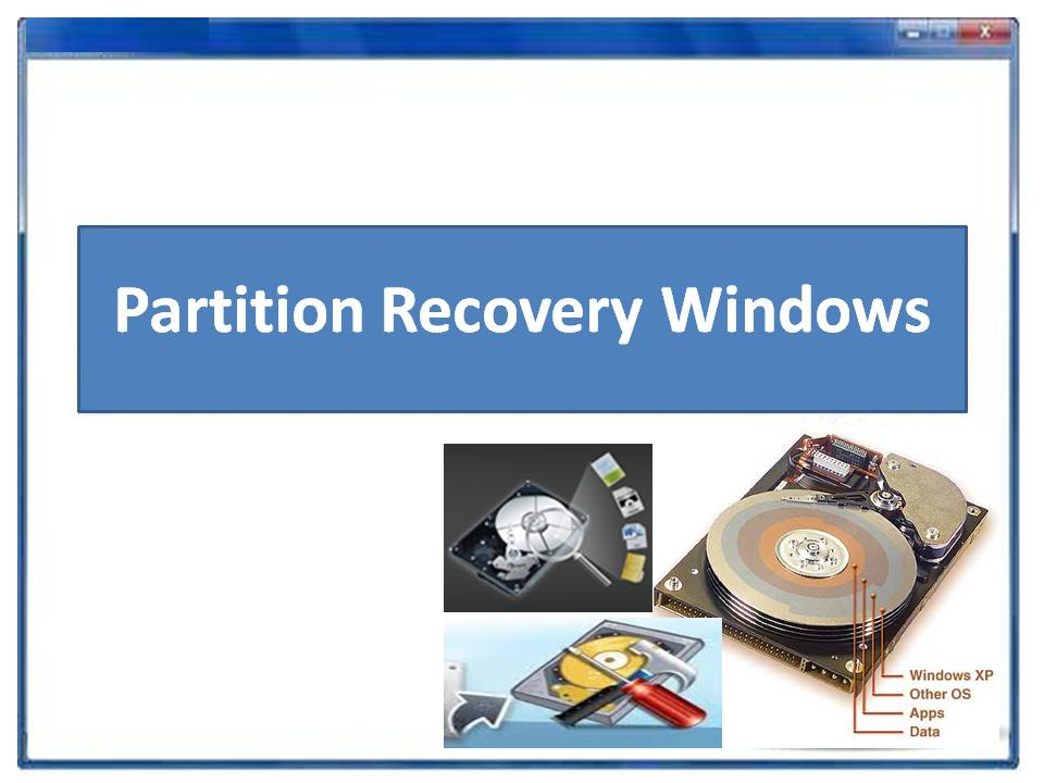 Best Partition Recovery Windows software